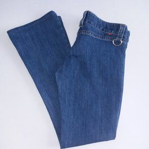 Levi's Superlow Stretch Flare Leg Jeans